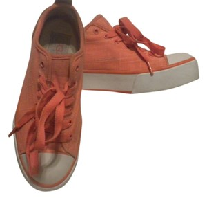 UGG Australia Sneaker Laceup Orange Athletic