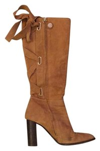 Karen Millen Brown Boots