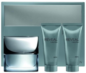 Calvin Klein CALVIN KLEIN REVEAL MEN GIFT SET (EDT, AFTERSHAVE, HAIR & BODY WASH)