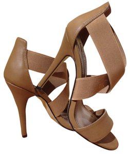 Steve Madden Strappy Heels Nude Flesh Beige Tawny Michael Kors Michael Kors Summer Maarla Strap Straps Jimmy Choo Natural Taupe Tan Sandals