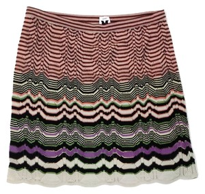 M Missoni Nylon Skirt