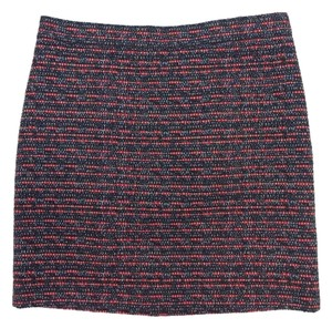 Marc by Marc Jacobs Cotton Skirt Blue/Red