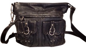 Stone Mountain Accessories Leather Casual Cross Body Bag