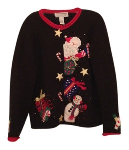 Tiara International Christmas Sweater