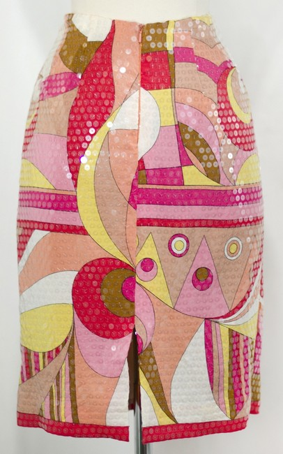 Nipon Boutique Sequi Silk Skirt