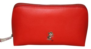 Coach COACH BASEMAN COSMETIC CASE 22 IN LEATHER 64727