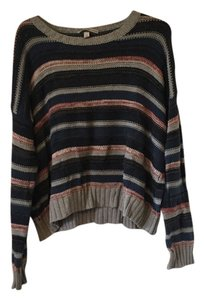 Autumn Cashmere Stripes Sweater