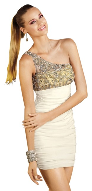 Alyce Designs Short One Dance New Year Eve Dress
