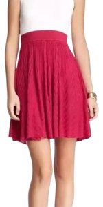 WOW short dress White and pink on Tradesy