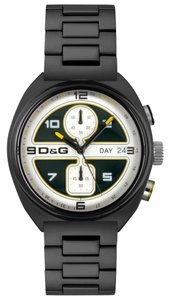 Dolce&Gabbana Dolce & Gabbana Male Song Watch DW0302 Gunmetal Analog