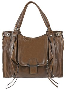 Kooba Leather Classic Shoulder Bag