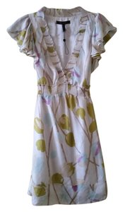 BCBGMAXAZRIA short dress Bcbg Summer Floral on Tradesy