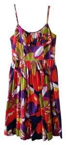 Trina Turk short dress Summer Floral on Tradesy