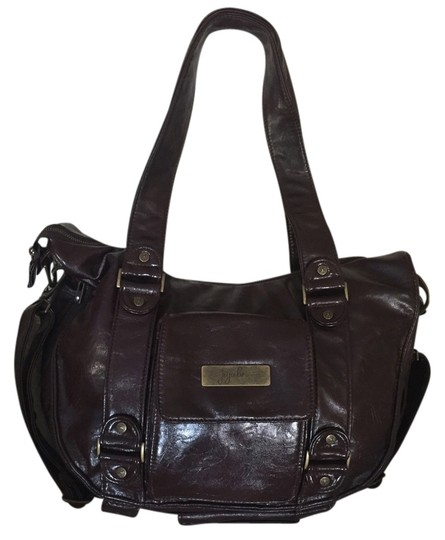 JuJuBe Washable Leather Earth Leather Shoulder Bag