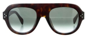 Céline CELINE Aviator Nevermore Sunglasses Dark Havana brown