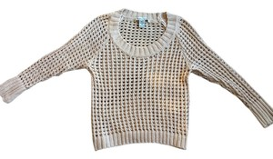 American Rag Knit Comfy Woven Sweater