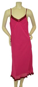 pink Maxi Dress by casual con de pie