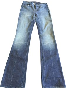 7 For All Mankind Jeans Brand New Boot Cut Pants Dark wash