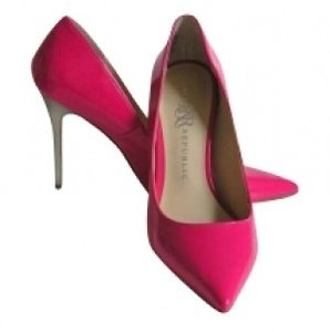 Rock & Republic hot pink Pumps