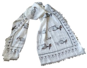 Madewell Pelican Scarf