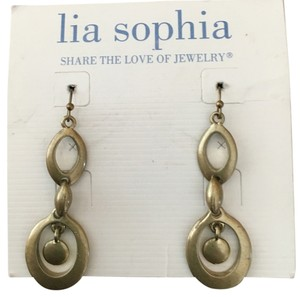 Lia Sophia Lia Sophia Harmony Matte Gold Earrings