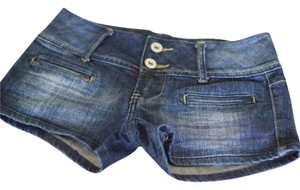 ZCo. Demin Blue Zco Juniors Shorts Denim