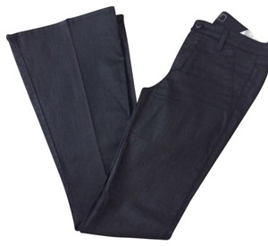 Guess Super Flare Pants Charcoal