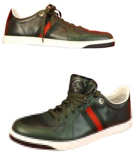 Gucci Military/Hunter Green Athletic