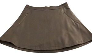 Tinley Road Mini Skirt Grey