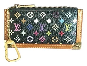 Louis Vuitton Multicolor Black Cles