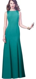 Dessy Full Length Sleeveless Dress