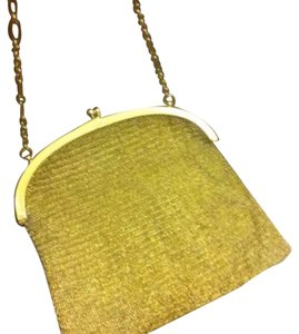 Solid Gold Clutch