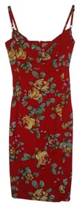 Ticci Tonetto Floral Dress
