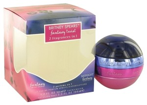 Britney Spears FANTASY / MIDNIGHT Women's a Special Twist Off Bottle 3.4 oz