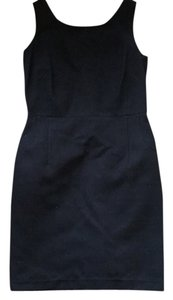 Brooks Brothers Lbd Classic Work Dress