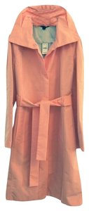 Brooks Brothers Spring Pastel Professional Pastel Trench Coat