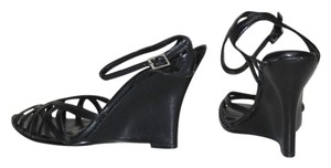 Navid O Nadia black Wedges