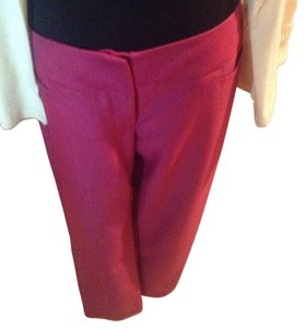 The Limited Capri/Cropped Pants Dark orange/rust