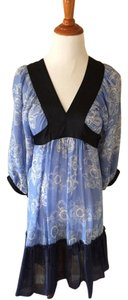 Moulinette Soeurs short dress Blue on Tradesy