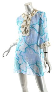 Calypso Christiane Celle Beaded Tunic