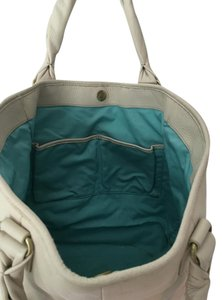 Cole Haan Stitching Is Perfect Tote in BEIGE