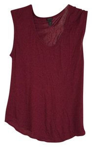 J.Crew Top Red, bordeaux, oxblood