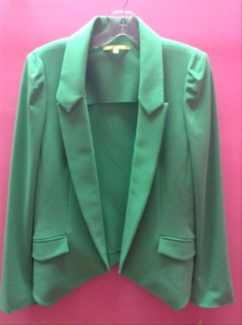 Gianni Bini Apple Green Blazer