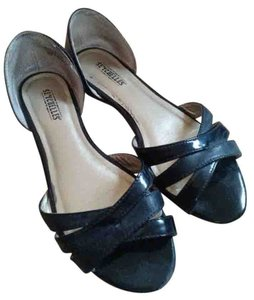 Seychelles Sandals Black Flats
