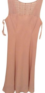 Evan Picone Blush Dress