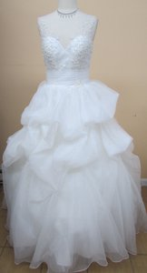Alfred Angelo 260 Wedding Dress