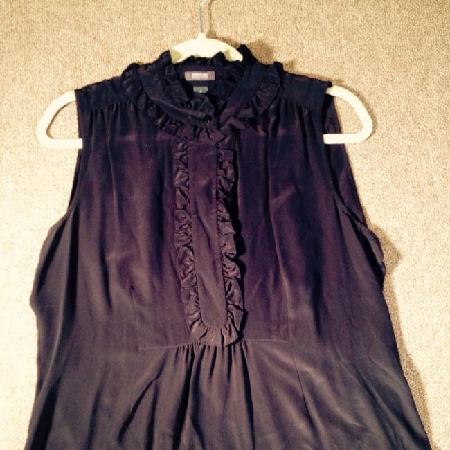 Kenneth Cole Reaction Top Black Soft and Silky