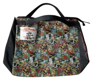 Christian Audigier Ed Hardy Travel Bag