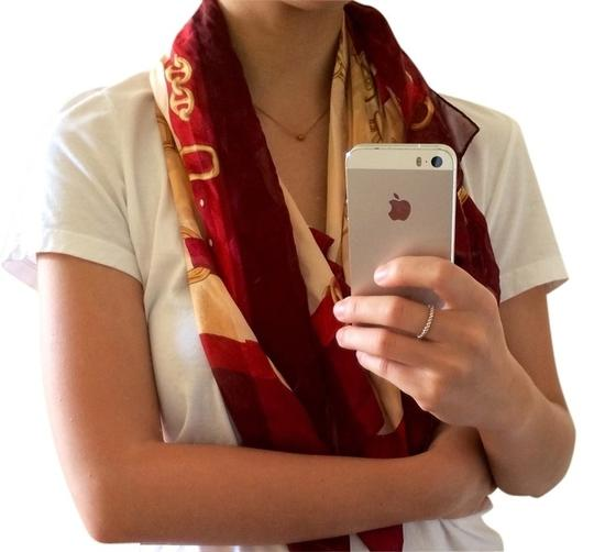 Other Lux Silky Scarf