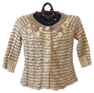 Anthropologie moth cardigan S Sweater